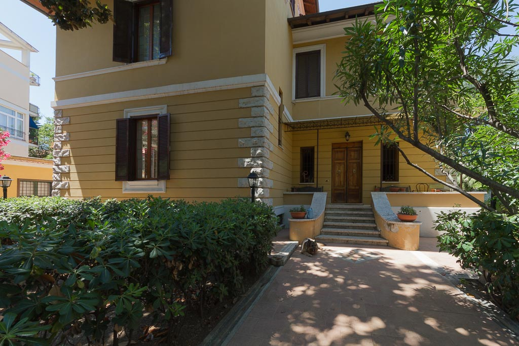 Villa for sale in Rome Italy – Art Nouveau Villa in Central Area