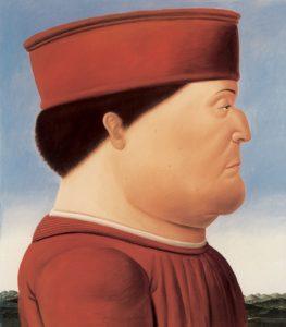 Botero a Roma - Piero della Francesca