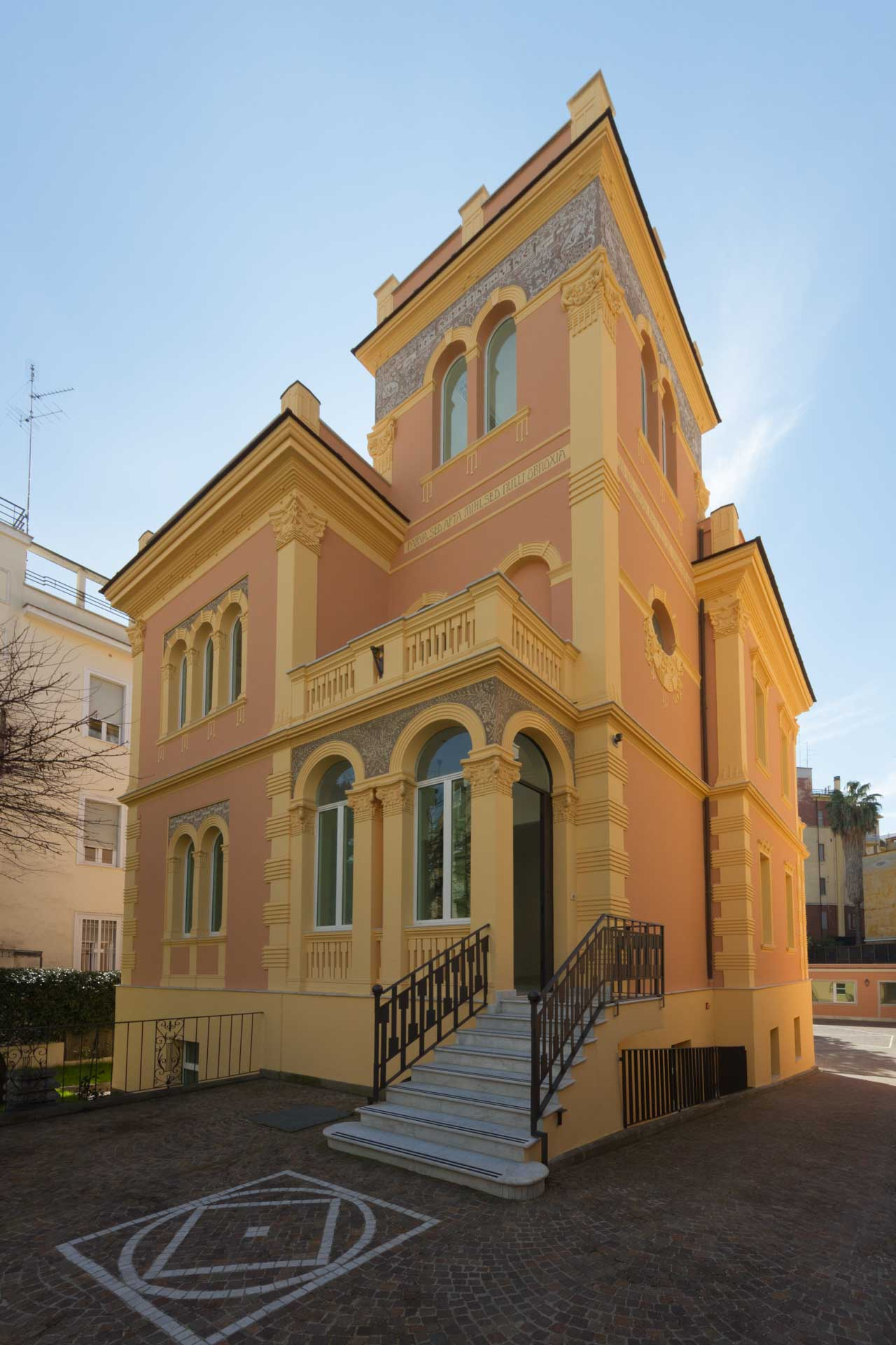 Villa in Affitto a Roma – Sede di Rappresentanza in Villa Liberty