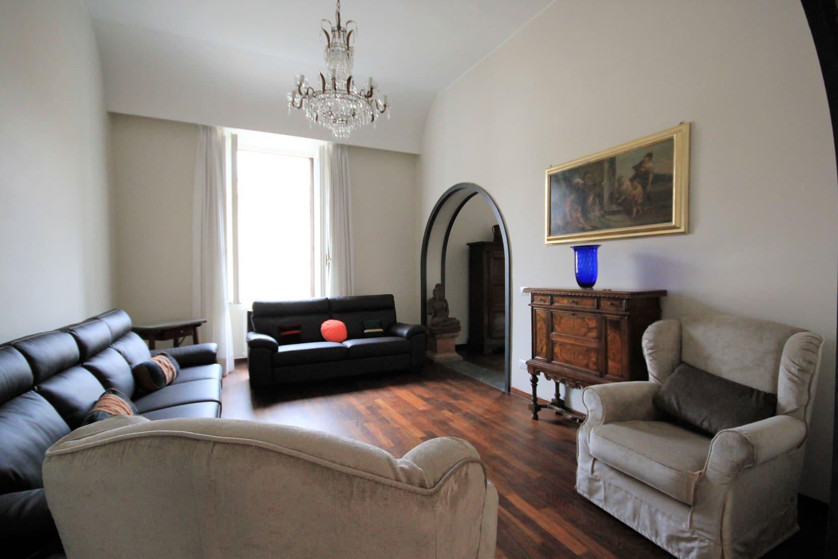 Luxury Apartment for Rent in Rome Centre – Via Veneto